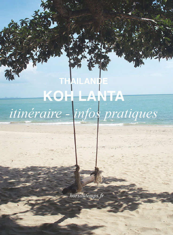 koh lanta blog pinterest